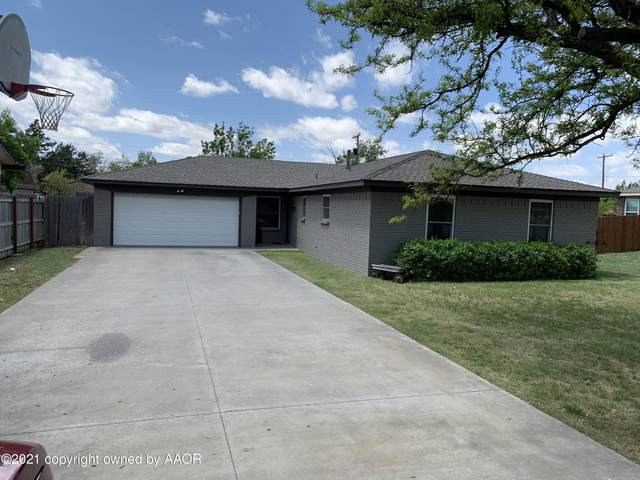 1303 Charles St, Panhandle, TX 79068 (#21-2718) :: RE/MAX Town and Country
