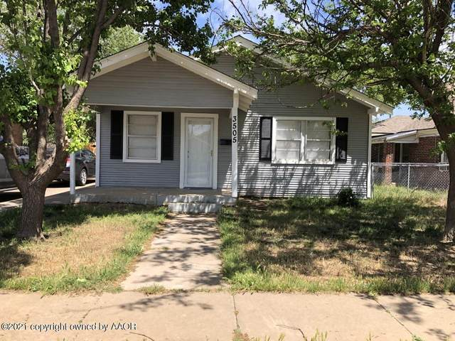 3505 Polk St, Amarillo, TX 79110 (#21-2744) :: Keller Williams Realty