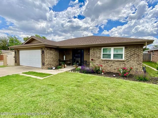 5101 Westway Trl, Amarillo, TX 79109 (#21-2763) :: Meraki Real Estate Group