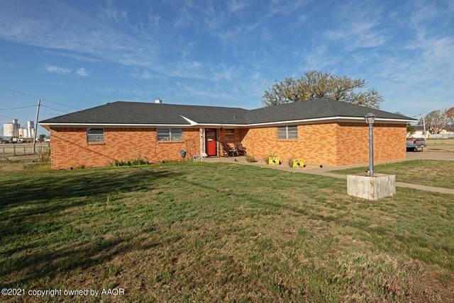101 Dowd Ave., Happy, TX 79042 (#21-2830) :: Keller Williams Realty