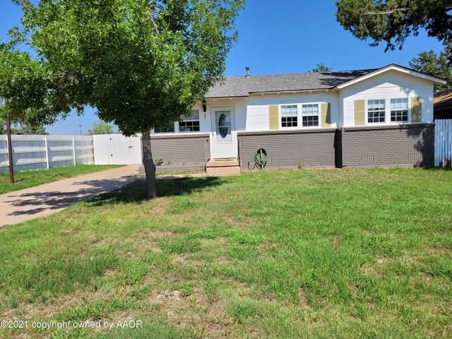 201 Brown Ave, Stinnett, TX 79083 (#21-2831) :: Meraki Real Estate Group