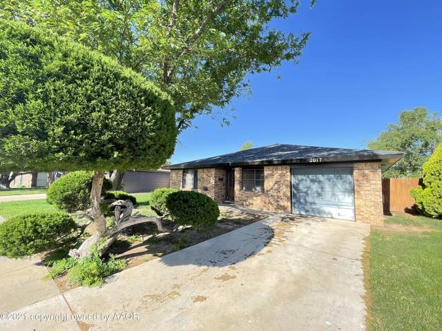 2017 Iris St, Amarillo, TX 79107 (#21-2833) :: Lyons Realty