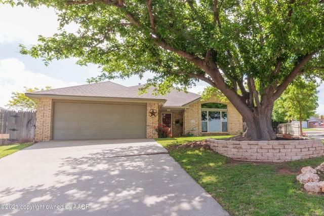 1700 Brookwater Cir, Amarillo, TX 79124 (#21-2968) :: Live Simply Real Estate Group