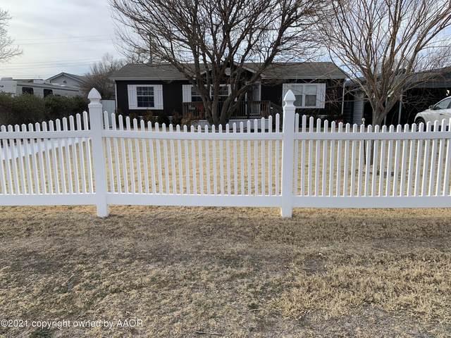 2518 Vernon St, Amarillo, TX 79103 (#21-306) :: Elite Real Estate Group