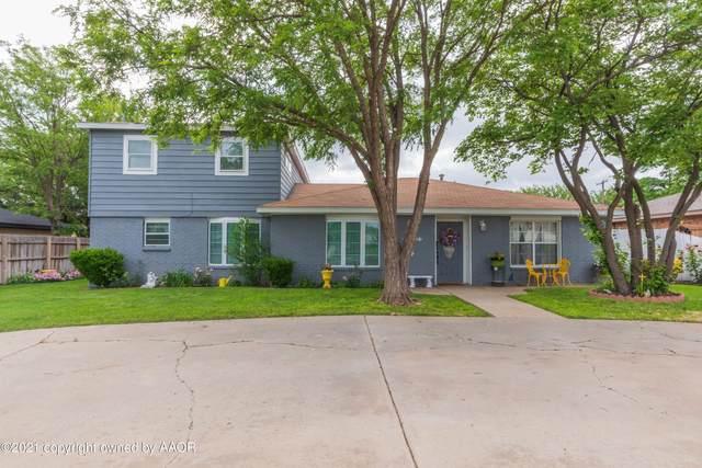 4707 Journey St, Amarillo, TX 79109 (#21-3073) :: Lyons Realty