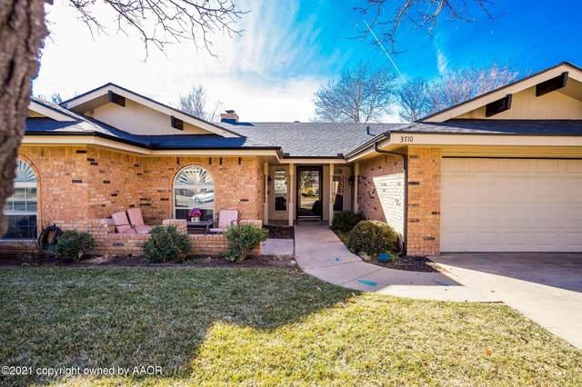 3710 Rutson Dr, Amarillo, TX 79109 (#21-310) :: Lyons Realty