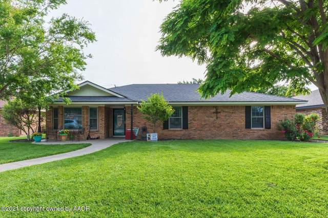 7714 Farrell Dr, Amarillo, TX 79121 (#21-3240) :: RE/MAX Town and Country