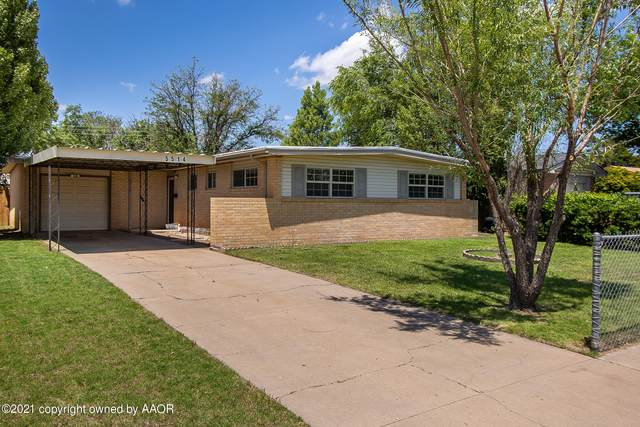 5514 35TH Ave, Amarillo, TX 79109 (#21-3370) :: Live Simply Real Estate Group