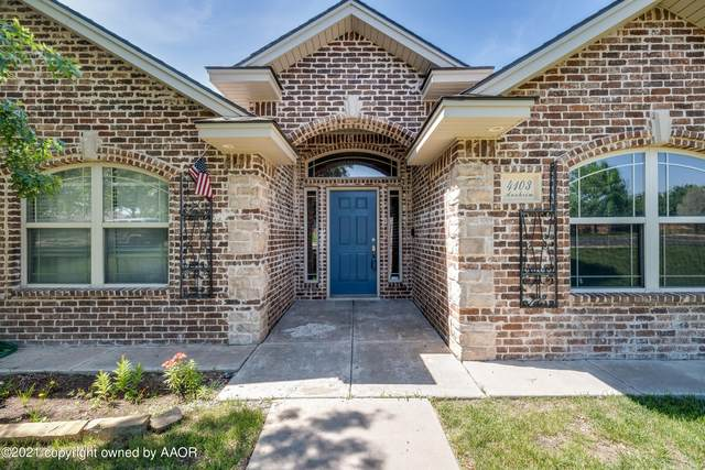 4103 Anaheim Pl, Amarillo, TX 79118 (#21-3518) :: Live Simply Real Estate Group