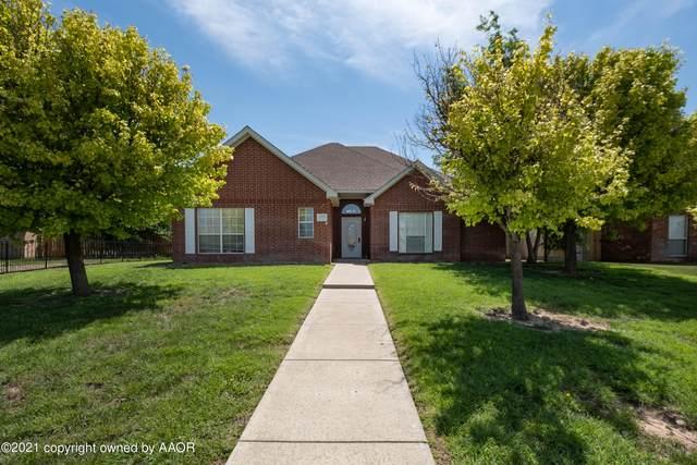 6203 Travis St., Amarillo, TX 79118 (#21-3566) :: Lyons Realty