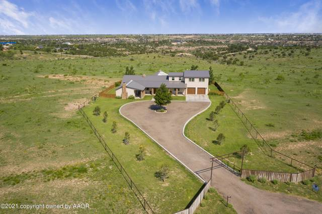 214 Aoudad Ranch Trl, Amarillo, TX 79118 (#21-3609) :: Live Simply Real Estate Group