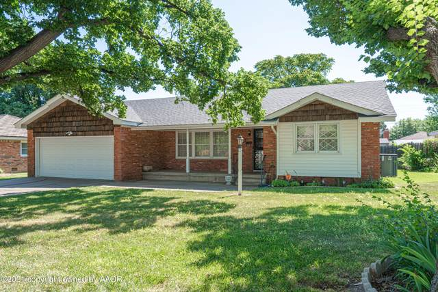 3707 Patterson Dr, Amarillo, TX 79109 (#21-3740) :: Live Simply Real Estate Group