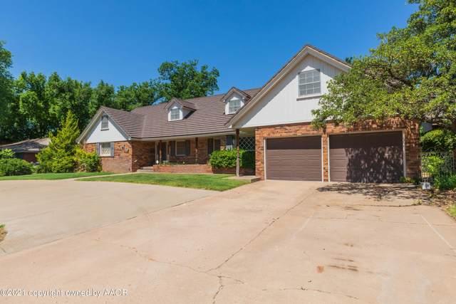 2410 Teckla Blvd, Amarillo, TX 79106 (#21-3782) :: Keller Williams Realty