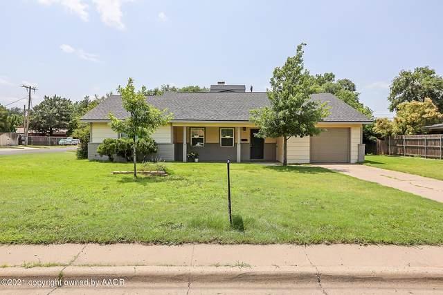 3718 Lenwood Dr, Amarillo, TX 79109 (#21-3854) :: Live Simply Real Estate Group