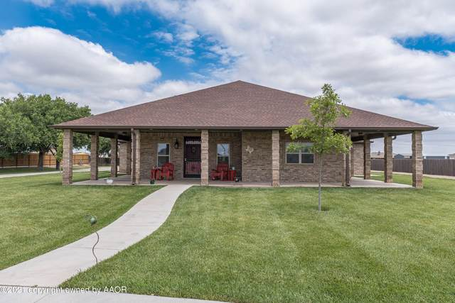 19050 19TH St, Amarillo, TX 79124 (#21-3903) :: RE/MAX Town and Country