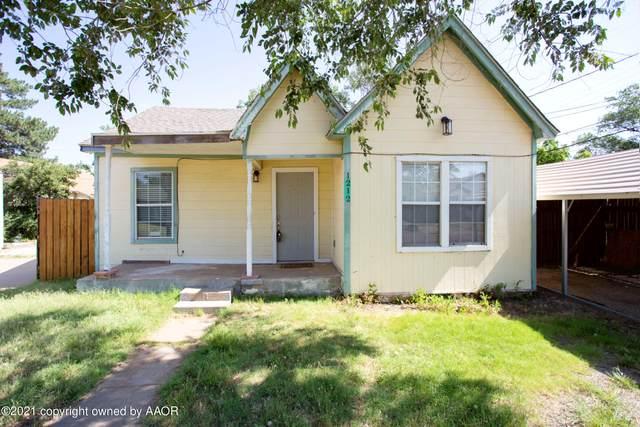 1212 16th Ave, Amarillo, TX 79102 (#21-3964) :: Lyons Realty