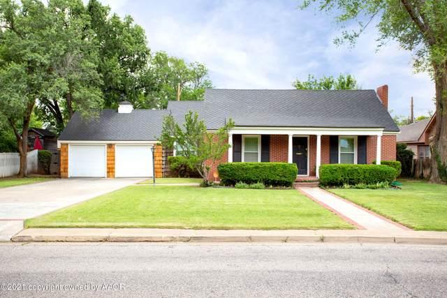 1205 Crockett, Amarillo, TX 79102 (#21-3977) :: Lyons Realty