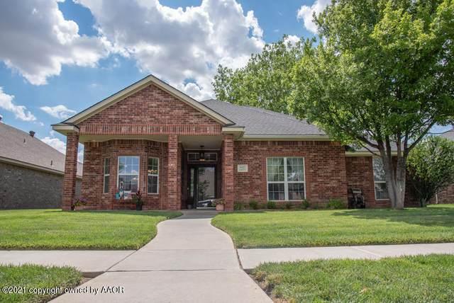 8422 Addison Dr, Amarillo, TX 79119 (#21-4151) :: Keller Williams Realty