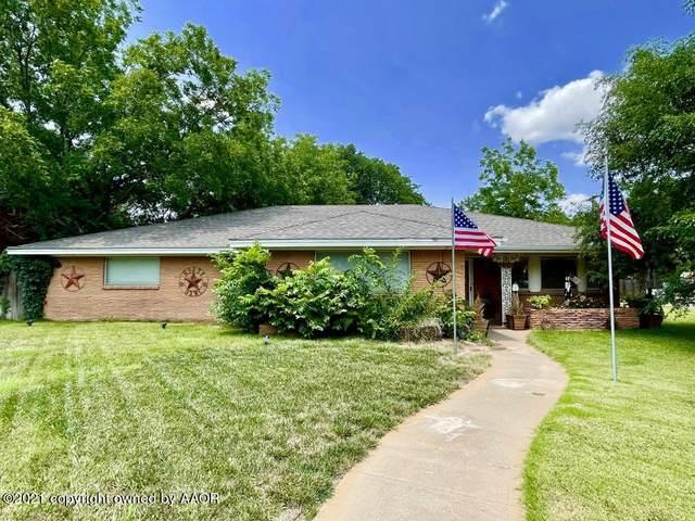 5010 Everett Ave, Amarillo, TX 79106 (#21-4195) :: Keller Williams Realty