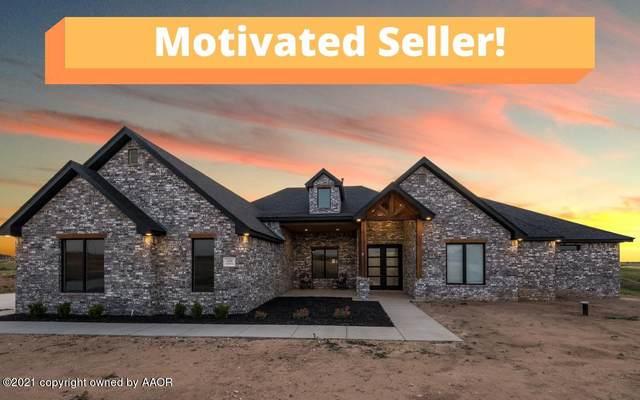 1151 Idlerye Rd, Amarillo, TX 79124 (#21-4198) :: Keller Williams Realty