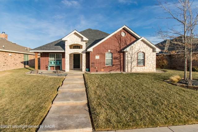 8109 Little Rock Dr, Amarillo, TX 79118 (#21-420) :: Live Simply Real Estate Group