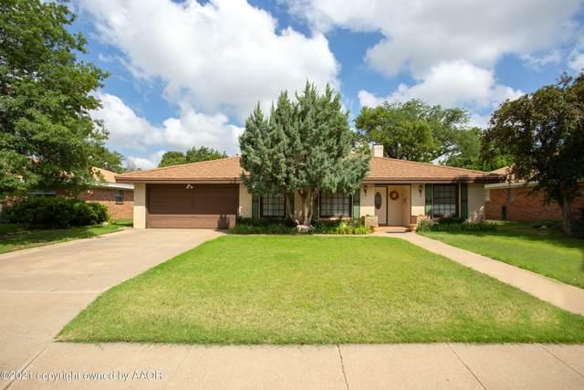 6106 Palmetto Trl., Amarillo, TX 79106 (#21-4216) :: Keller Williams Realty