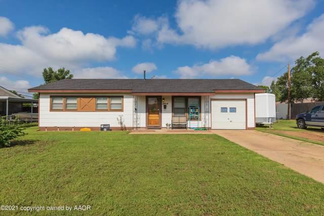 2804 Oak Dale Dr, Amarillo, TX 79103 (#21-4222) :: Live Simply Real Estate Group