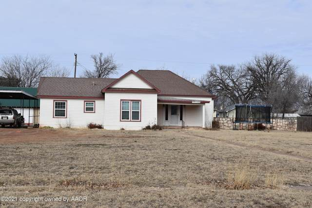 415 1 St, Shamrock, TX 79079 (#21-427) :: Live Simply Real Estate Group
