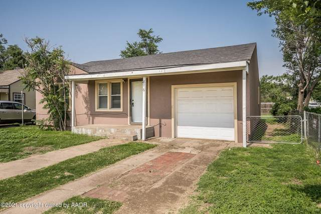 816 Florida St, Amarillo, TX 79106 (#21-4313) :: Lyons Realty