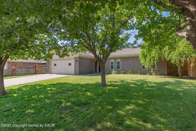 11 Mesa Dr, Canyon, TX 79015 (#21-4323) :: Keller Williams Realty