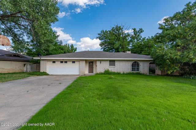 3905 Barclay Dr, Amarillo, TX 79109 (#21-4326) :: Live Simply Real Estate Group