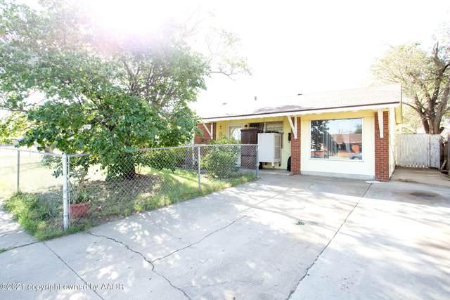 1238 Pecan St, Amarillo, TX 79107 (#21-4374) :: Lyons Realty