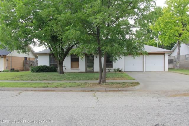 3314 Oxbow Trl, Amarillo, TX 79106 (#21-4389) :: Keller Williams Realty