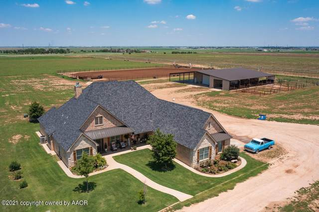 3748 County Road Hh, Hereford, TX 79045 (#21-4408) :: RE/MAX Town and Country