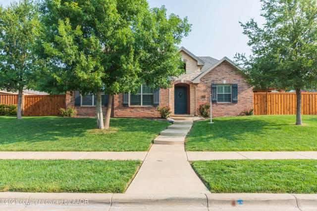 7730 Pinnacle Dr, Amarillo, TX 79119 (#21-4450) :: Keller Williams Realty