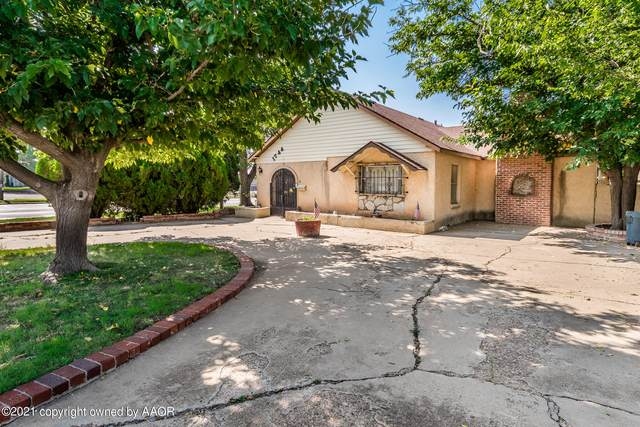 1744 6th St, Amarillo, TX 79102 (#21-4527) :: Live Simply Real Estate Group