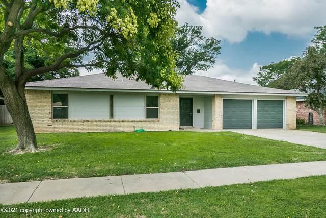 5323 42nd, Amarillo, TX 79109 (#21-4544) :: Keller Williams Realty