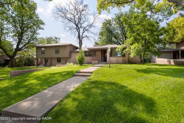 15 South Ridge Dr, Canyon, TX 79015 (#21-4571) :: Keller Williams Realty