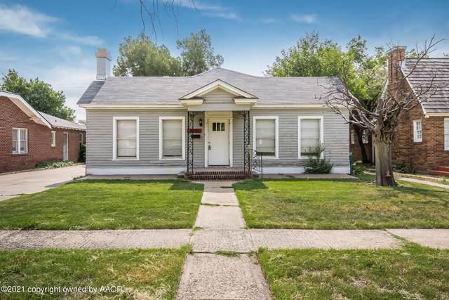 2221 Tyler St, Amarillo, TX 79109 (#21-4604) :: Meraki Real Estate Group