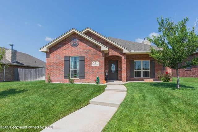 4 Canyon East Parkway, Canyon, TX 79015 (#21-4605) :: Lyons Realty