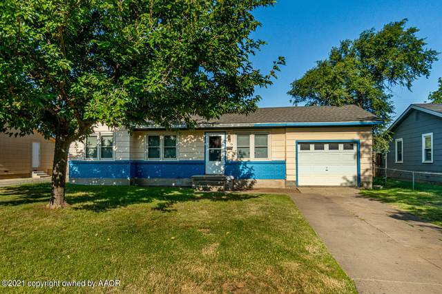 2710 Highland St, Amarillo, TX 79103 (#21-4636) :: RE/MAX Town and Country