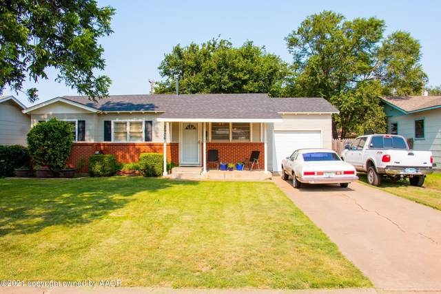 2906 Roosevelt St, Amarillo, TX 79103 (#21-4685) :: RE/MAX Town and Country