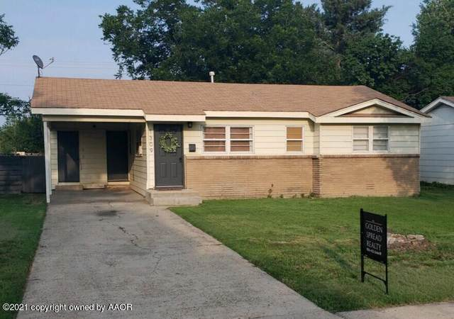 1309 Harvard St, Perryton, TX 79070 (#21-4697) :: Lyons Realty