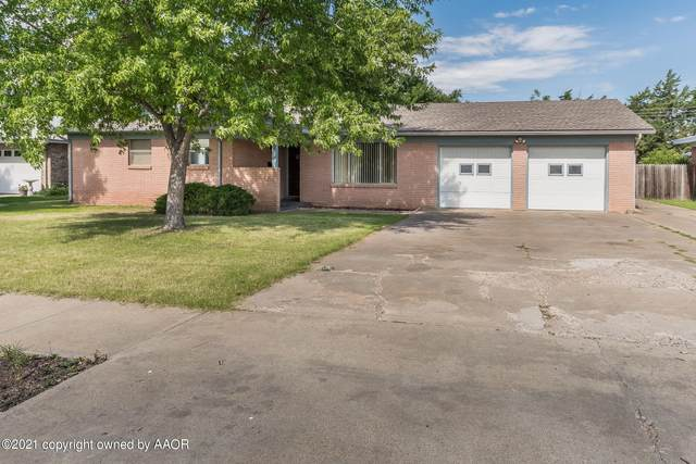 912 Mills, Dumas, TX 79029 (#21-4708) :: Lyons Realty