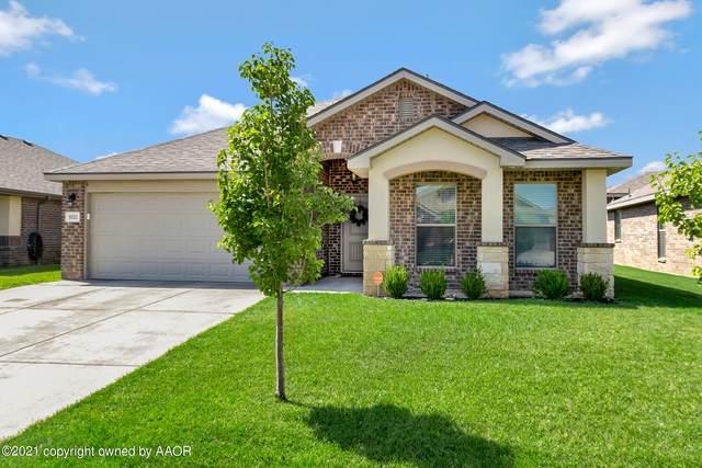 9511 Rockwood Dr, Amarillo, TX 79118 (#21-4709) :: Keller Williams Realty