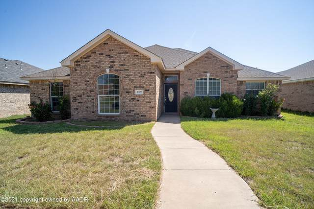 4317 Williams St, Amarillo, TX 79118 (#21-4770) :: Elite Real Estate Group