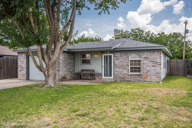 606 Elm, Dumas, TX 79029 (#21-4838) :: Lyons Realty