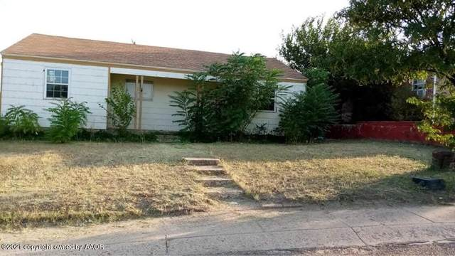 1308 Haggard St, Borger, TX 79007 (#21-4863) :: Keller Williams Realty