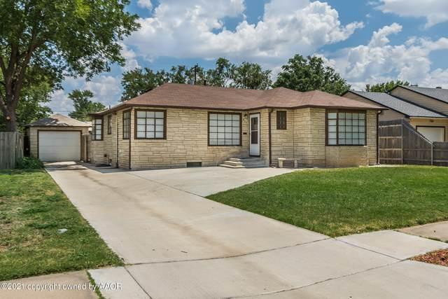 925 Austin St, Amarillo, TX 79102 (#21-4925) :: Keller Williams Realty