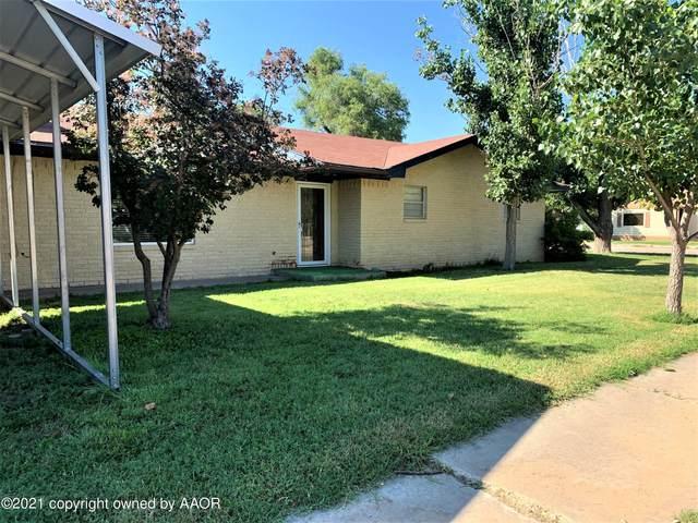 402 6th St, Stratford, TX 79084 (#21-4985) :: Meraki Real Estate Group